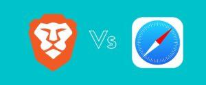 Comparativa brave vs safari
