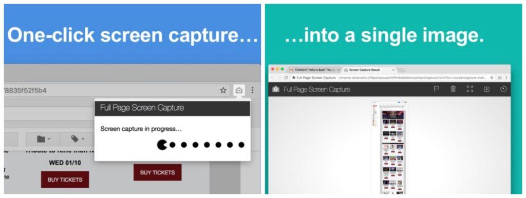 Mejor extension captura pantalla completa