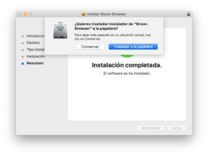 Descargar brave para Mac