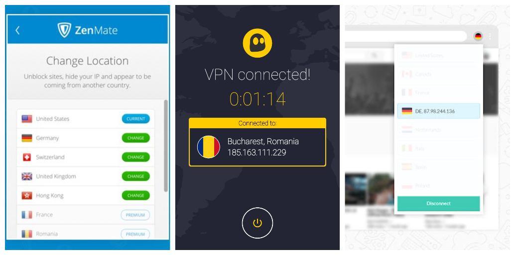 Las mejores extensiones con VPN para Chrome