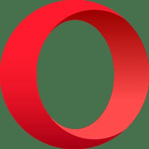 Logo navegador opera