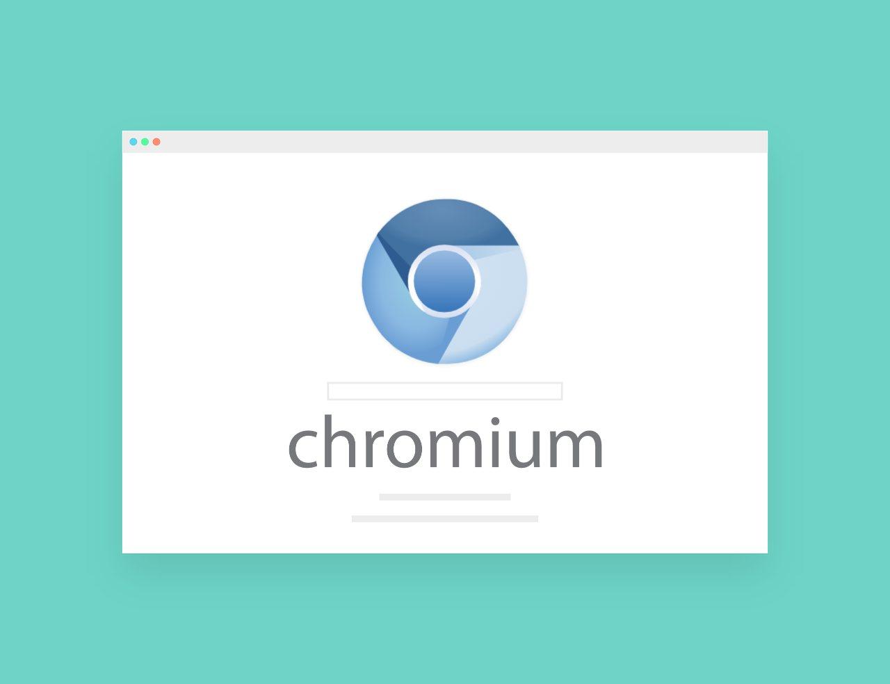 Chromium es un proyecto de software de código abierto gratuito
