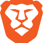 Logo navegador brave